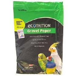 Ecotrition 8 in 1 Gravel Paper for All Birds