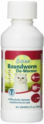 Excel Round-Wormer Cat 4oz