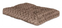 OmbreSwirl Bed Taupe 35 x 23in