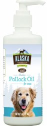 Alaska Nat Pollock Oil 8oz