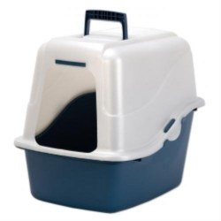 Deluxe Hooded Pan Set Blue Lg