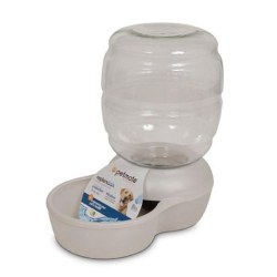 Waterer White 2.5 Gallons