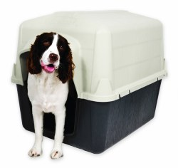Barnhome 3 Dog House Medium
