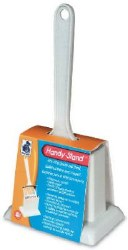 Handy Stand Litter Scoop White