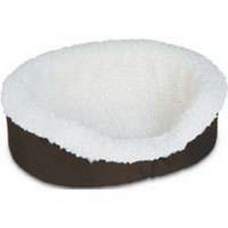 Lounger Plush Suede 28x21 Inch