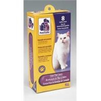 Litter Pan Liners Clear Jumbo 8 Count