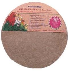 Gravel Paper 14 Inch Round
