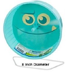 Hamster Wheel Med 8 Inch Dia