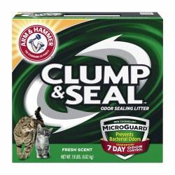 Arm & Hammer Litter Clump & Seal MicroGuard Fresh Scent Cat Litter