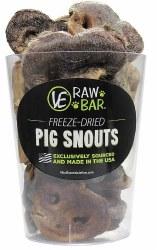 Freeze Dried Pig Snouts Each
