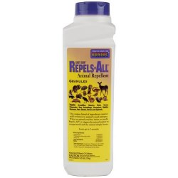 Repels- All Animal Repellant Granules 1.25 Pound