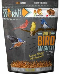 Wild Bird Magnet w/LivingSight