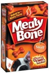 Meaty Bone Small Dog Treats 22.5oz