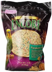 Browns Premium Encore Parakeet Food 2lbs