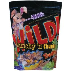 Browns WiLD Crunchy 'n Chunky Small Animal Treats 16oz