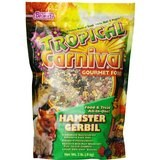Browns Tropical Carnival Hamster And Gerbil Food And Treat All In One 2lb