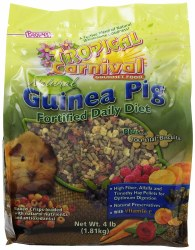 Browns Tropical Carnival Gourmet Guinea Pig Daily Diet 4lb