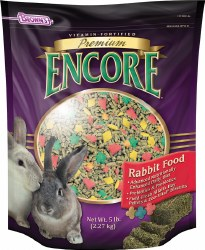 Browns Encore Premium Rabbit Food 5lb