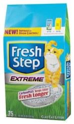 Fresh Step Clay Litter 35 Lb