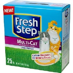 Multi-Cat Unscented 25 lbs