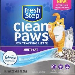 FreshStep Cln Paw Multi 22.5lb