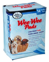 Wee Wee Pads 14 Pk
