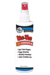 Pup Housebreaking Spray 8 oz