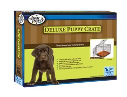 Puppy Training Crate 24x18x20