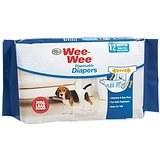 Wee Wee Diapers Medium