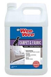 WeeWee CarpetFab Odr Rem 128oz