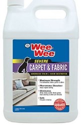 WeeWee Severe Carpet/Fabric