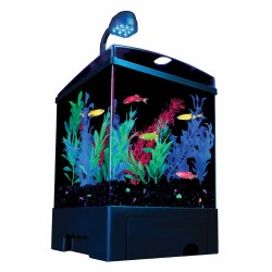 GloFish Aquarium Kit 1.5Gallon