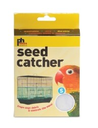Prevue Pet Products Mesh Seed Catcher Small Color Varies