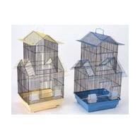 Prevue Econo Cage Tiel Bejing Variety of colors 16x14x32