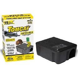 Tomcat Rat Refill Station