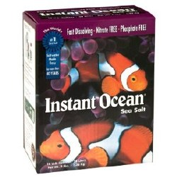 Instant Ocean Salts 10 Gallon