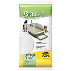 Purina Tidy Cat Breeze 4 Pads