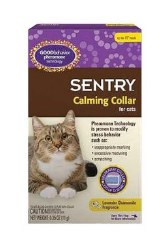 Calming Collar For Cats 1Pk