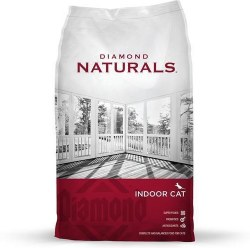 Diamond Naturals Indoor Formula Dry Cat Food 6lb