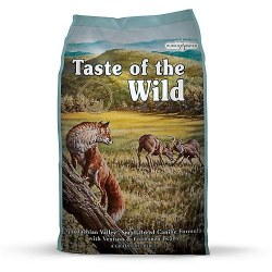 Taste of the Wild Appalachian Valley Small Breed Grain Free Dry Dog Food 28lb