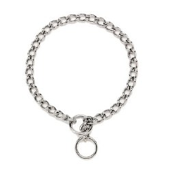 Extra Fine Training Chain Collar 1.5mm 12 Inch
