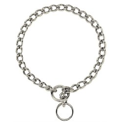 Fine Training Chain Collar 2.0mm 16 Inch