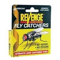 Bonide Revenge Fly Catcher Ribbons 4 Pack