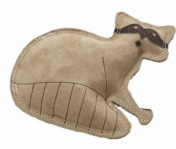 Leather Racoon Small