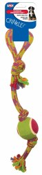 Crinkler Rope Ten Ball Asst17""