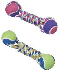 "Rainbow Twist 2-ball D-Bell10"""
