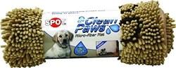 Clean paws Mat Tan 31x20