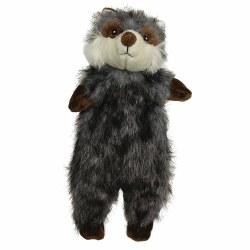 Furzz Raccoon Plush 20In Brown