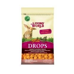 LW Rabbit Drops Carrot 2.6oz