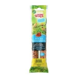 Living World Canary Sticks Honey 2oz 2 Pack